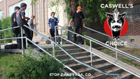 VOLCOM WILD IN THE PARKS -- Stop 2 - Caswell's Choice