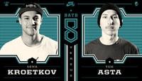 BATB 8 SEMIFINALS -- Sewa Kroetkov vs. Tom Asta