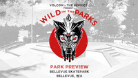 VOLCOM WILD IN THE PARKS -- Stop 3 - Park Preview - Bellevue, WA