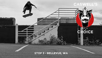VOLCOM WILD IN THE PARKS -- Stop 3 - Caswell's Choice