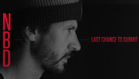 CHRIS COLE'S NEVER BEEN DONE -- Last Chance To Submit