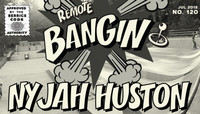 REMOTE BANGIN! -- Nyjah Huston at Element Skate Camp