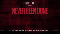 CHRIS COLE'S NEVER BEEN DONE -- Announcing The Grand Prize Winner
