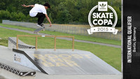 ADIDAS SKATE COPA 2015 -- International Qualifiers - Berlin, Germany