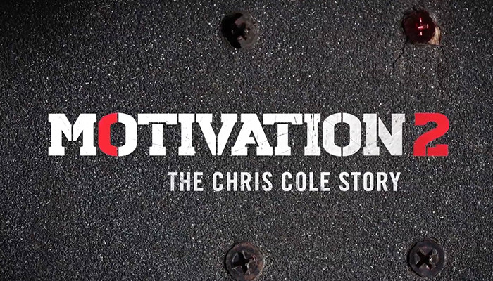 "MOTIVATION 2: THE CHRIS COLE STORY -- BONUS ""LOST TAPES"""
