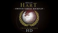 TRICKIPEDIA -- Switch Varial Kickflip