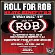 REAL ROLL FOR ROB BENEFIT -- This Saturday In Massachusetts