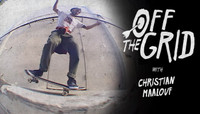 OFF THE GRID -- with Christian Maalouf