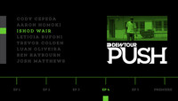 PUSH - ISHOD WAIR -- Episode 4