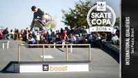 ADIDAS SKATE COPA 2015 -- International Qualifiers - Sao Paulo, Brazil