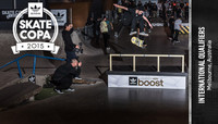 ADIDAS SKATE COPA 2015 -- International Qualifiers - Melbourne, Australia