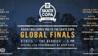 ADIDAS SKATE COPA 2015 -- Global Finals At The Berrics