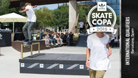 ADIDAS SKATE COPA 2015 -- International Qualifiers - Barcelona, Spain