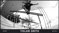 VALSURF - BAD LUCK -- Tislam Smith