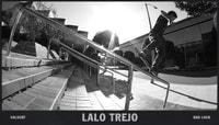 VALSURF - BAD LUCK -- Lalo Trejo