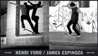 VALSURF - BAD LUCK -- Henri Yoro / James Espinoza
