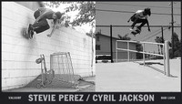 VALSURF - BAD LUCK -- Stevie Perez / Cyril Jackson