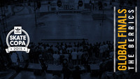 ADIDAS SKATE COPA 2015 -- Global Finals - The Berrics