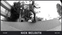 VALSURF - BAD LUCK -- Nick McLouth