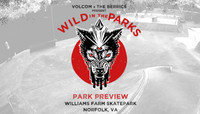 VOLCOM WILD IN THE PARKS -- Stop 8 - Park Preview - Norfolk, VA