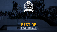 ADIDAS SKATE COPA 2015 -- Best of BOOST The Bar