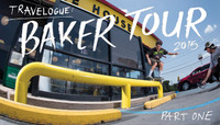 TRAVELOGUE -- Baker Tour 2015 - Part One