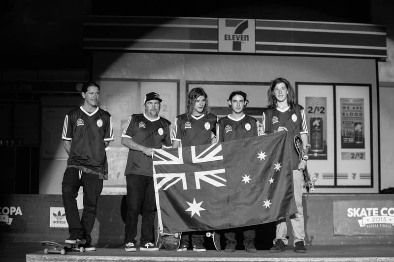 YOONIVISION -- adidas Skate Copa 2015 Global Finals
