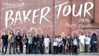 TRAVELOGUE -- Baker Tour 2015 - Part Four