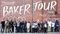 TRAVELOGUE -- Baker Tour 2015 - Part Four