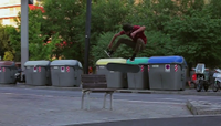 OCTAVIO BARRERA NOW PRO -- With New Part For Louw Skateboards