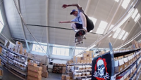 THE BOX BRIGADE -- Skate One's Shipping Department