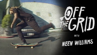 OFF THE GRID -- with Neen Williams