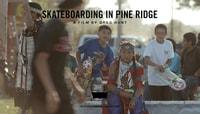 SKATEBOARDING IN PINE RIDGE