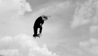 NIXON ANNOUNCES CURREN CAPLES -- On Global Skate Team