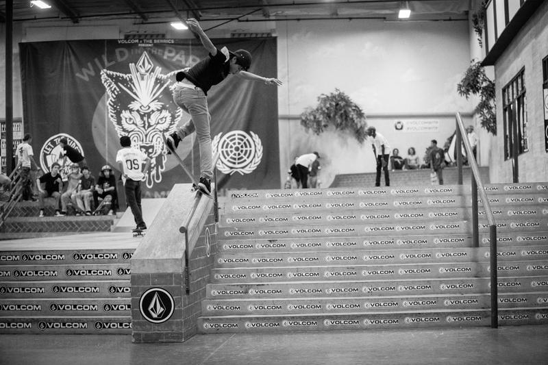 YOONIVISION -- Volcom WITP 2015 - Global Championships