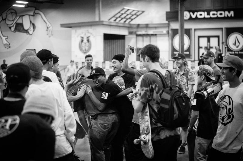 YOONIVISION -- Volcom WITP 2015 - Global Championships