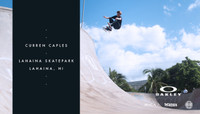 IN TRANSITION -- Curren Caples