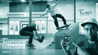 KOSTON'S RECHRONICLED CHALLENGE -- Part 2