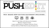 PUSHedit -- A Re-Edit Contest