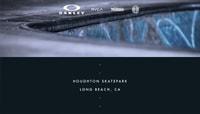 ON LOCATION -- Houghton Skatepark - Long Beach, CA