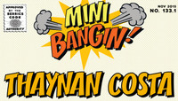 MINI BANGIN! -- Thaynan Costa