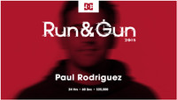 RUN & GUN 2015 -- Paul Rodriguez