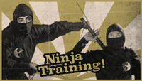 NINJA TRAINING! -- Paul Rodriguez & Shane O'Neill