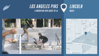 LOS ANGELES PINS -- Lincoln