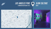 LOS ANGELES PINS -- Slow Culture Gallery