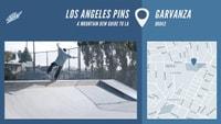 LOS ANGELES PINS -- Garvanza