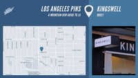 LOS ANGELES PINS -- Kingswell