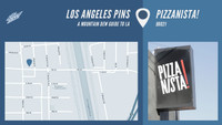 LOS ANGELES PINS -- Pizzanista