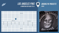 LOS ANGELES PINS -- Brooklyn Projects