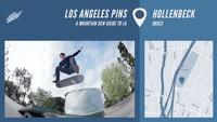 LOS ANGELES PINS -- Hollenbeck